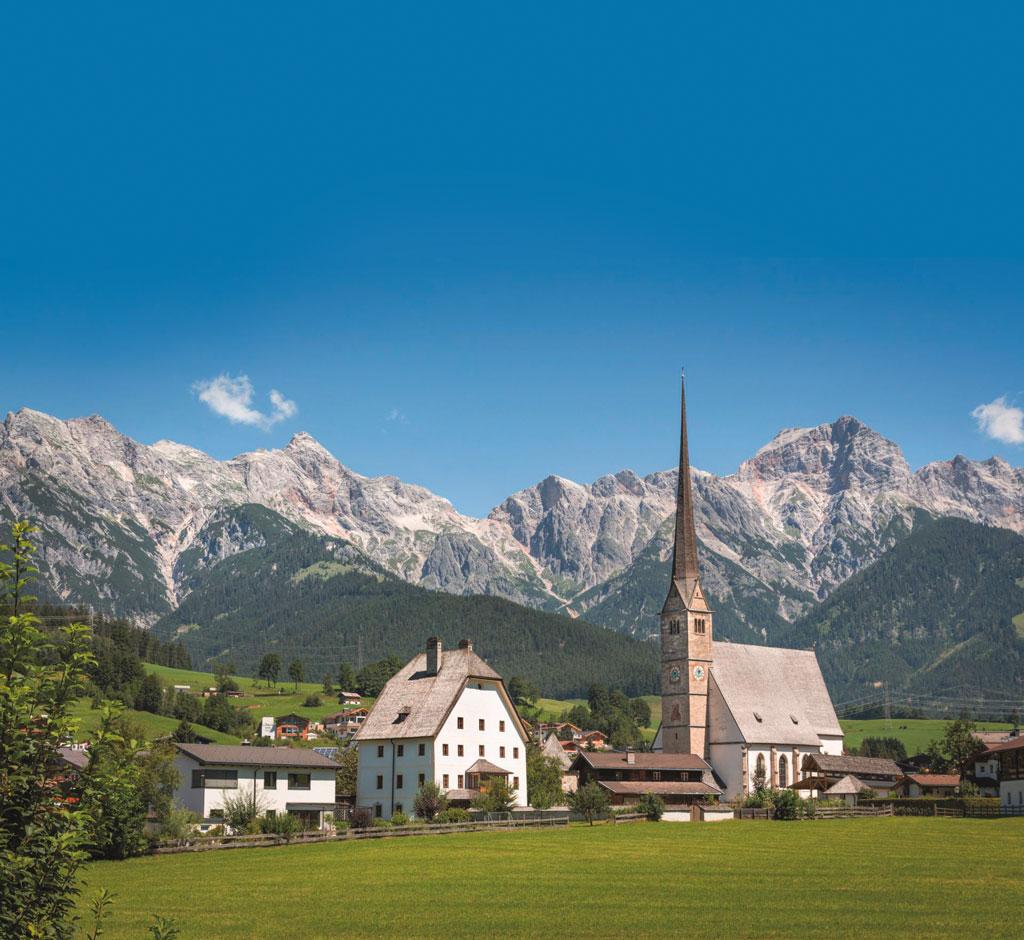 Literarische Reise nach Salzburg