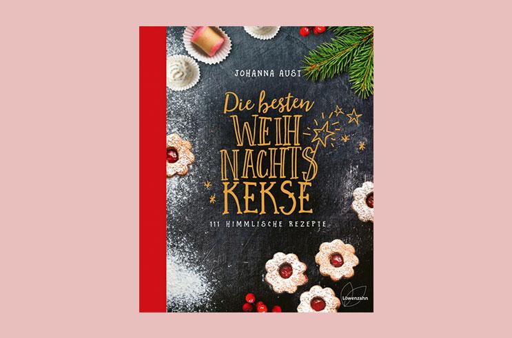 Buchempfehlung: Die besten Weihnachtskekse