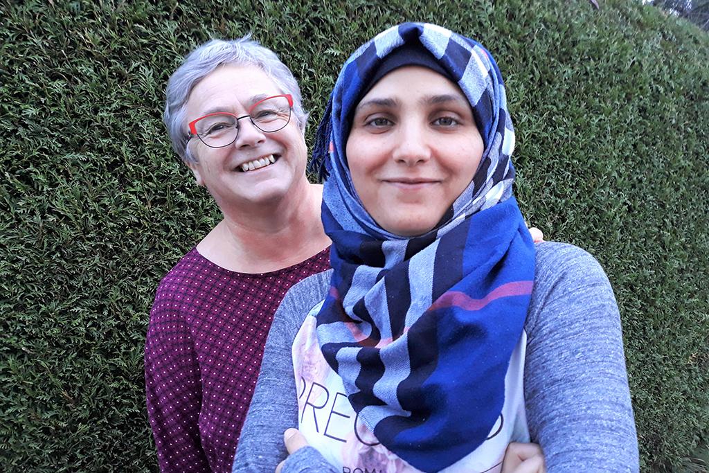 Meine wunderbare Herzenstochter Doaa