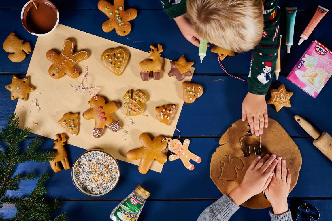 17. Dezember: In der Weihnachtsbäckerei