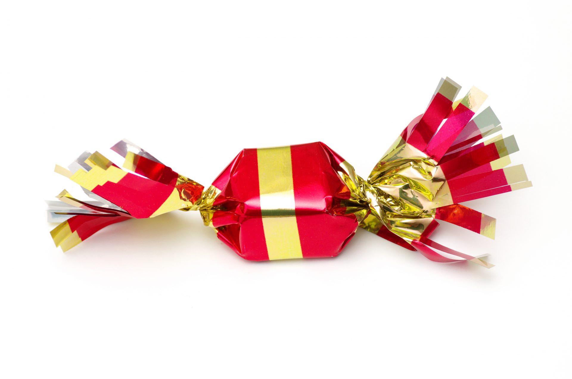 15. Dezember: Ein Bonbon als Weihnachtsgeschenk