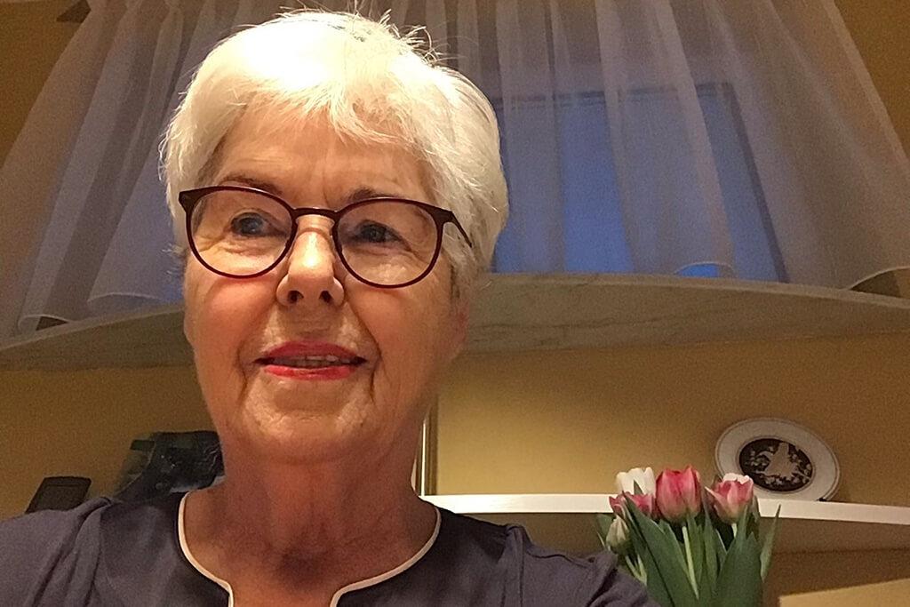 """Ingeborg Hausleitner: """"Es weitet sich die Brust …"""""""