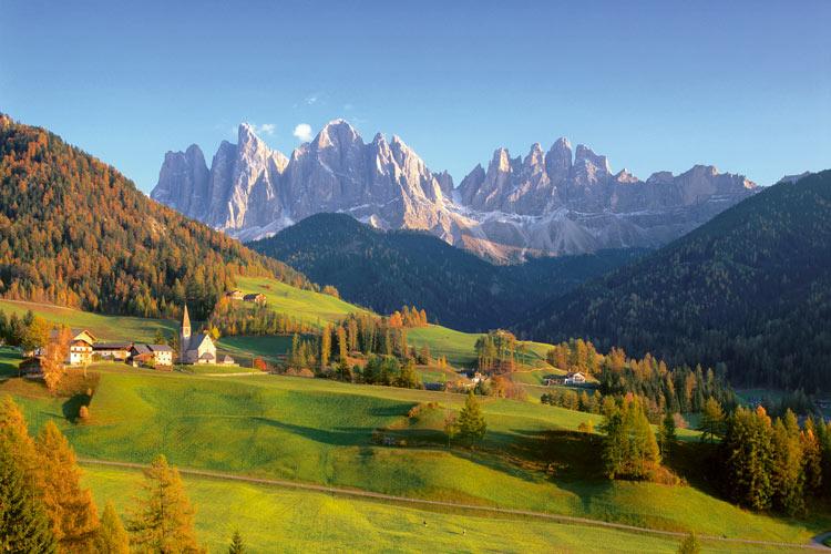 Südtirol – Oktober 2021