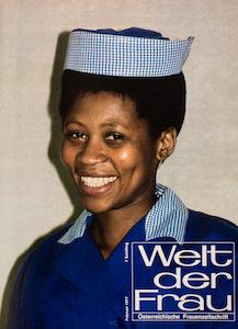 Welt der Frau Februar 1977