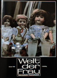 Welt der Frau Februar 1982
