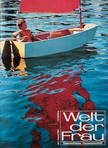 Welt der Frau Juli August 1981