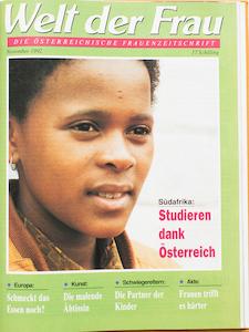 Welt der Frau September 1992