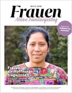 Welt der Frauen Magazin Aktion Familienfasttag