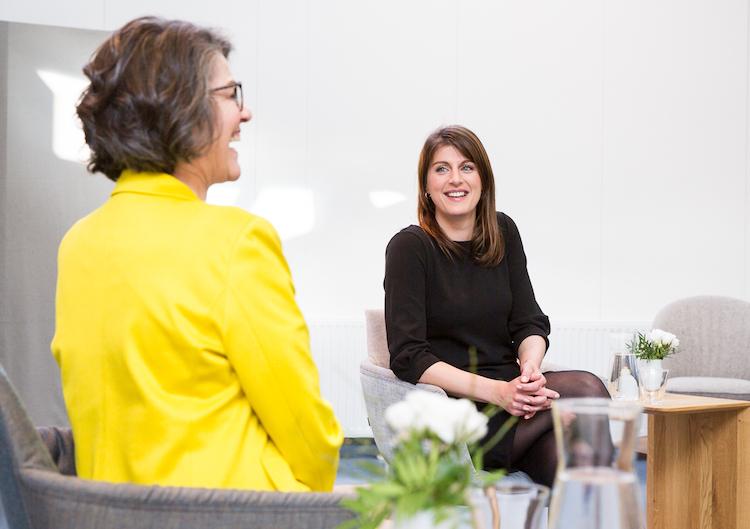 Andrea Jobst-Hausleithner & Christina Schwaiger-Hengstschläger beantworten Ihre Fragen