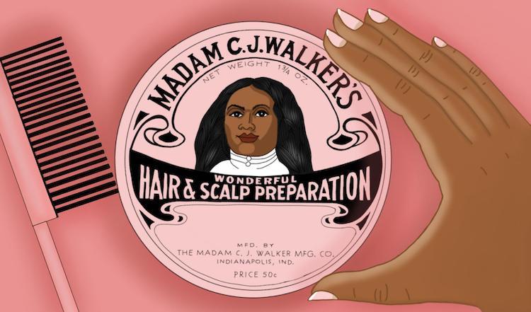 Madam C.J. Walker: Von der Wäscherin zur Millionärin