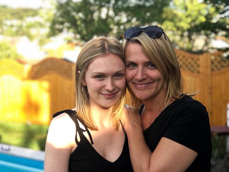 Meine wunderbare Tochter Fiona