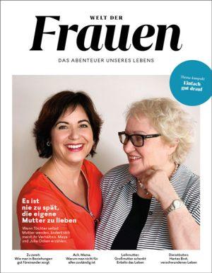 """""""Welt der Frauen"""" Ausgabe Mai 2021"""