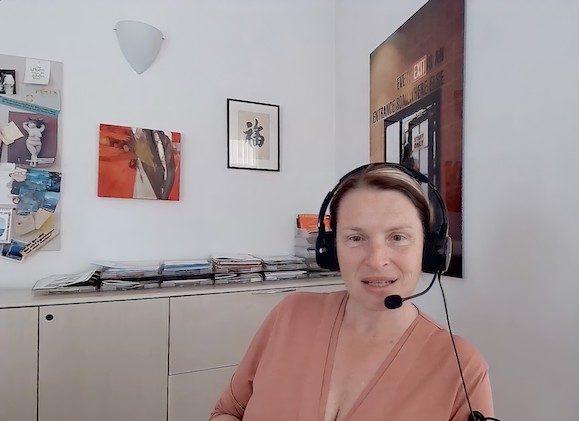 """Barbara Stöckl: """"Die höher-schneller-weiter Welt ist schon wieder angeworfen worden"""""""