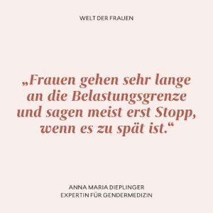 Zitat Anna Maria Dieplinger