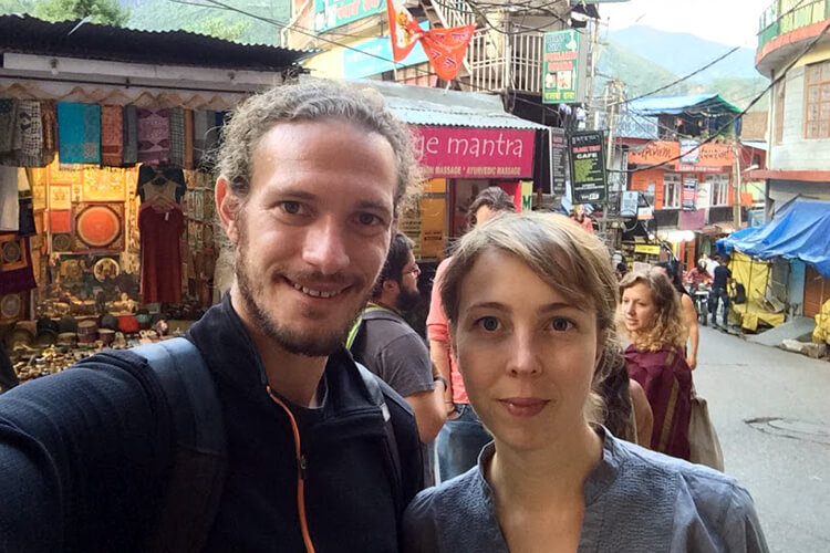 Ben und Katrin Oberrauner