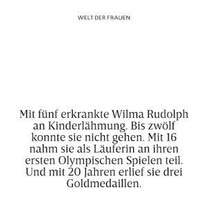 """""""Frau von Welt"""" von Ricarda Opis"""