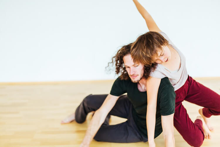 Improvisations Yoga