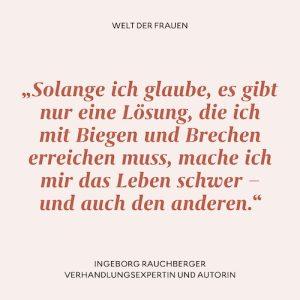 Zitat Ingeborg Rauchberger
