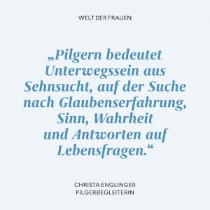 Zitat Christa Englinger