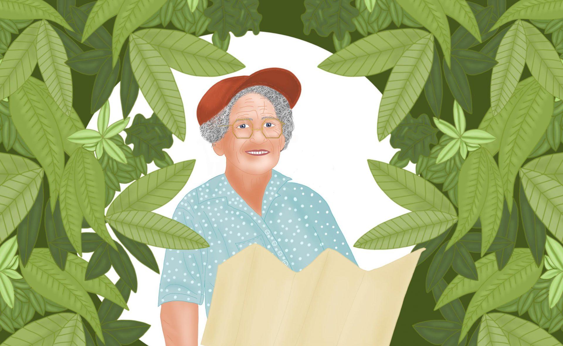 Grandma Gatewood: Alleine durch die Appalachen