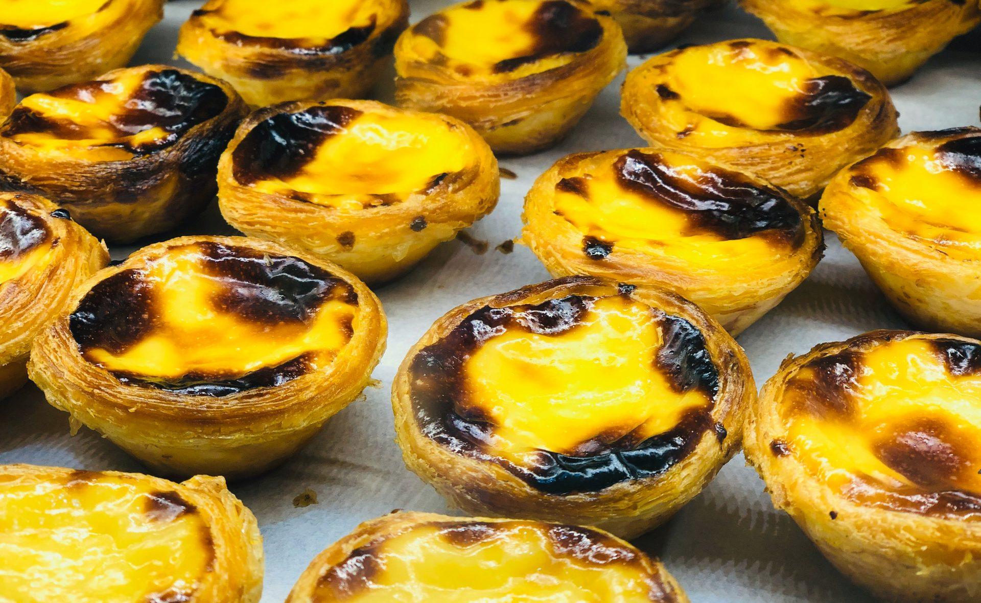 Pastéis de Nata: Rezept für den portugiesischen Klassiker