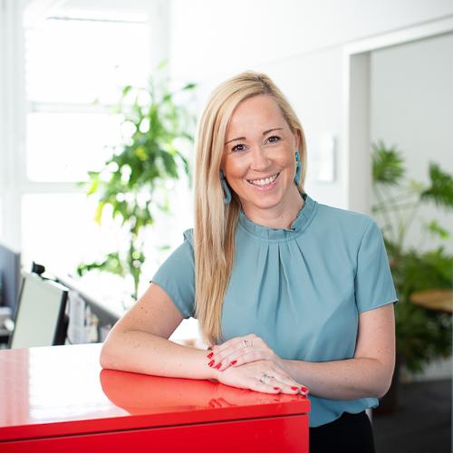 """Sabine Kronberger - Chefredakteurin """"Welt der Frauen"""""""