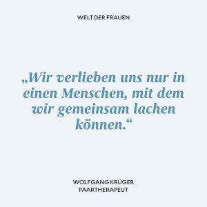 Zitat von Wolfgang Krüger