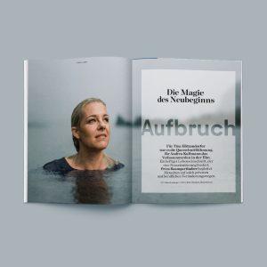 Covergeschichte im September: Aufbruch