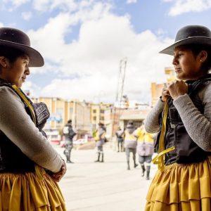Cholitas Fotoessay
