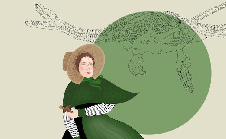 Mary Anning: Entdeckerin der Urgeschichte