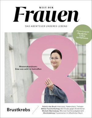 Welt Der Frauen Cover Oktober 2021