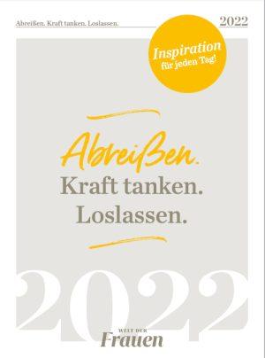 Abreißkalender 2022