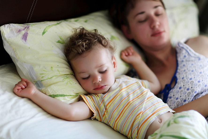 Bevor nichts mehr geht: Auszeit für Eltern