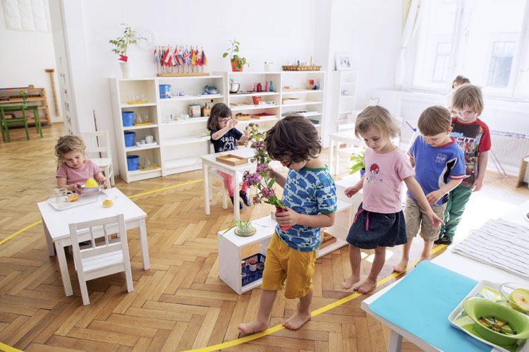 Kinderkrippe: Wie der Einstieg gelingt