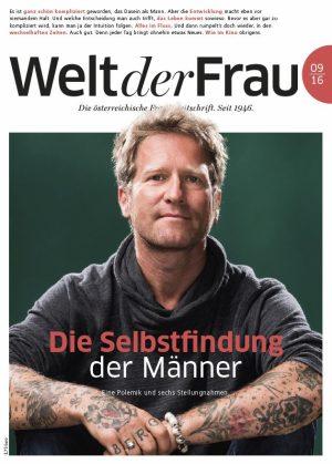 Welt der Frau, die österreichische Frauenzeitschrift, September 2016