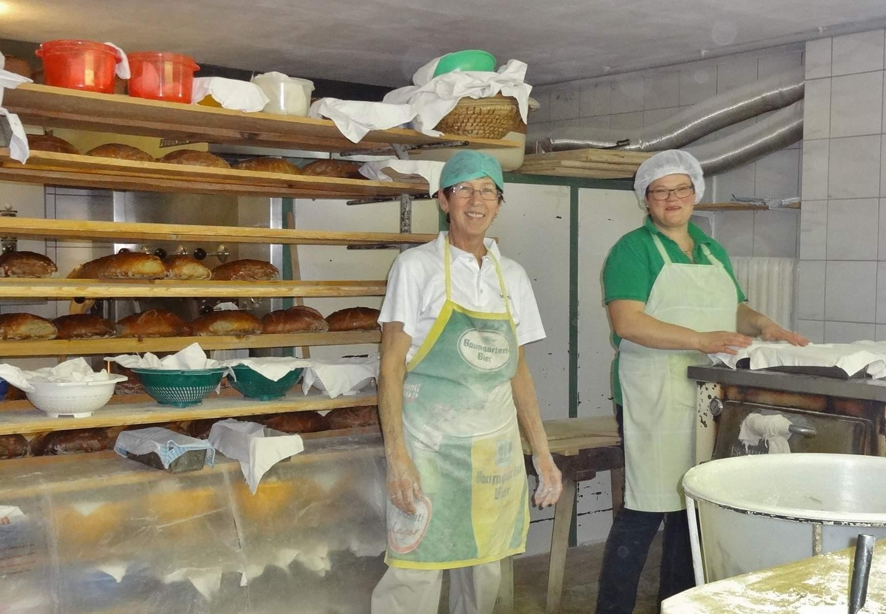 Brot am Rieder Bauernmarkt