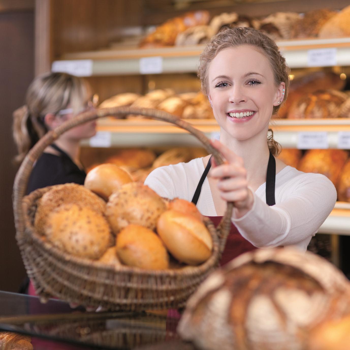 Brot und Gebäck: So mögen wir´s