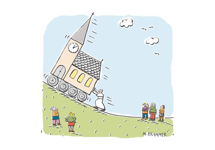 Verändert Papst Franziskus die Kirche?