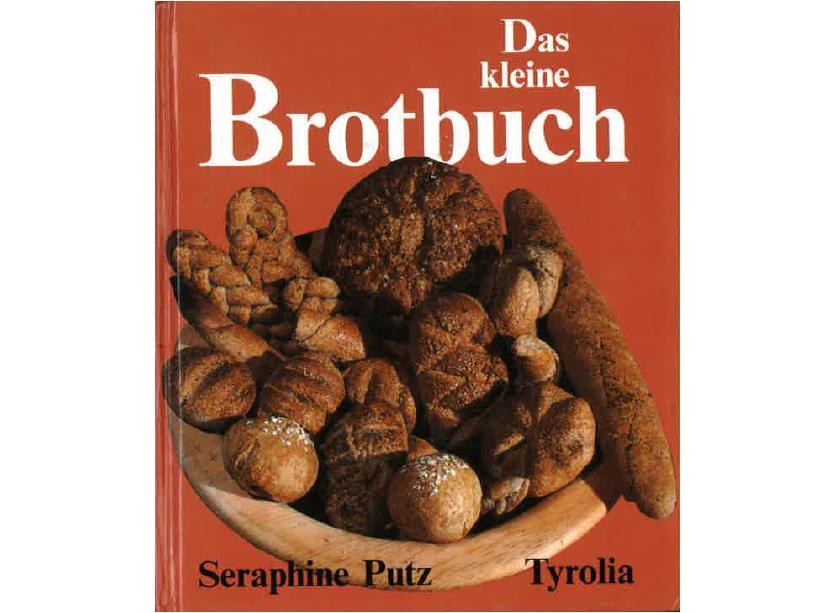 Das kleine Brotbuch